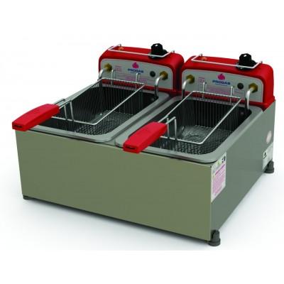 Fritador Elétrico 02 Cestos PR-20E Progás