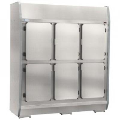 Geladeiras 6 Portas Para Bebidas - Em Inox Escovado - GBI 18