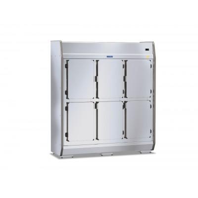 Refrigerador Comercial 06 Portas MCI-180 Fortsul