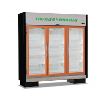 Expositor Autoserviço Frutas, Verduras e Legumes EAS-203 EAS 203 RT HORT Fortsul.