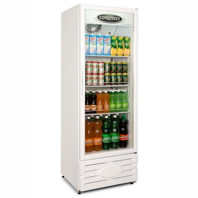 Expositor Refrigerado Vertical ERV-400 CONSERVEX